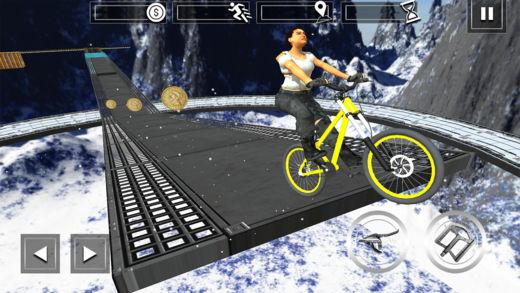 不可能的轨道自行车赛