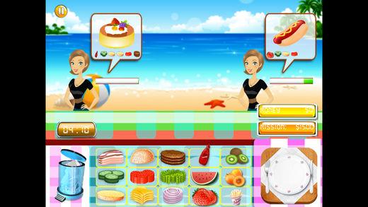 烹饪热爱者 –模拟烹饪游戏