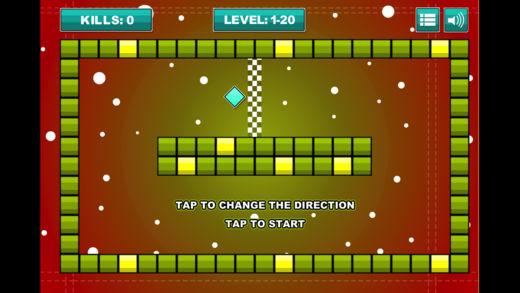 方向切换-好玩的敏捷类闯关游戏