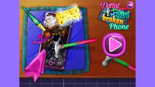 修理破旧的手机-好玩的模拟小游戏