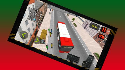 城市三维客运巴士责任