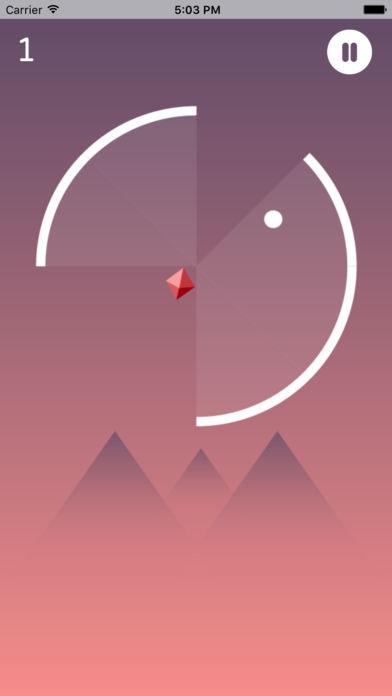 停留包围圈-经典的敏捷小游戏