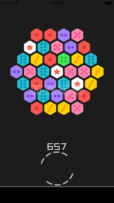 六角碎片合成