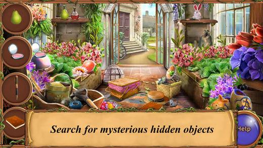找茬隐藏的物体之花香