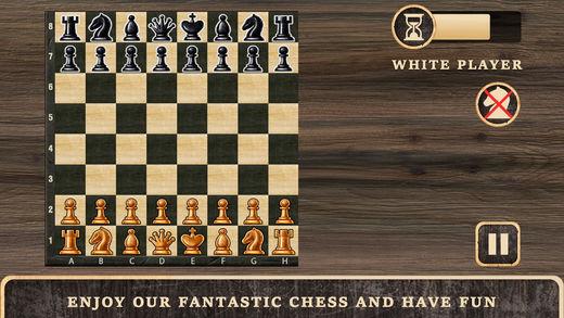 非常糟糕的国际象棋模拟器