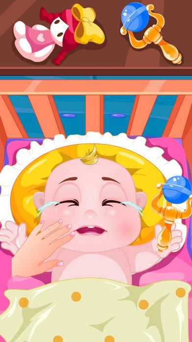 照顾新生儿小宝贝游戏