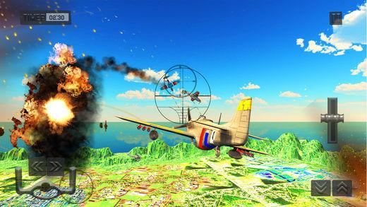 飞机战作战联队