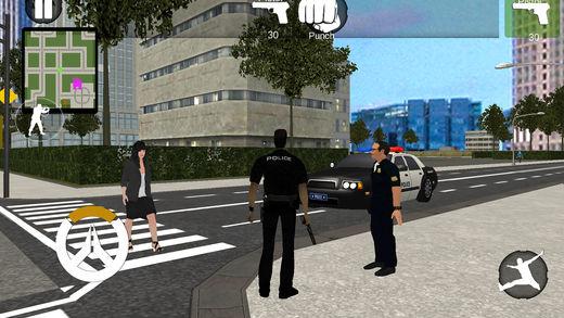 警察遇害:犯罪之城