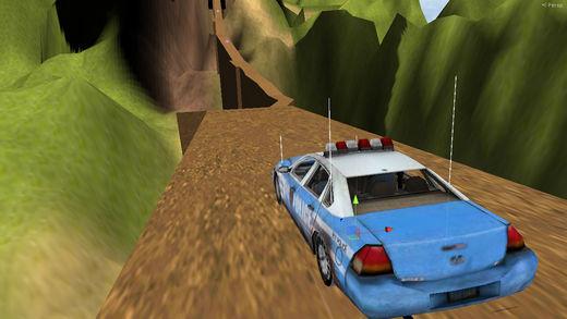 越野赛车游戏
