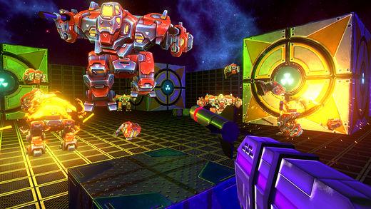 机器人战斗钢铁战争
