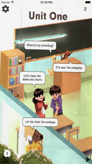 小学英语四年级上(人教版)