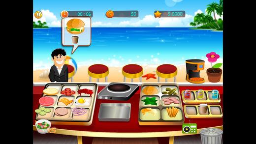 烹饪爱好者 –模拟烹饪游戏