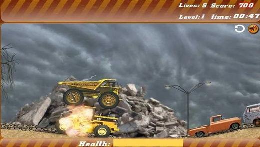 疯狂卡车挑战赛