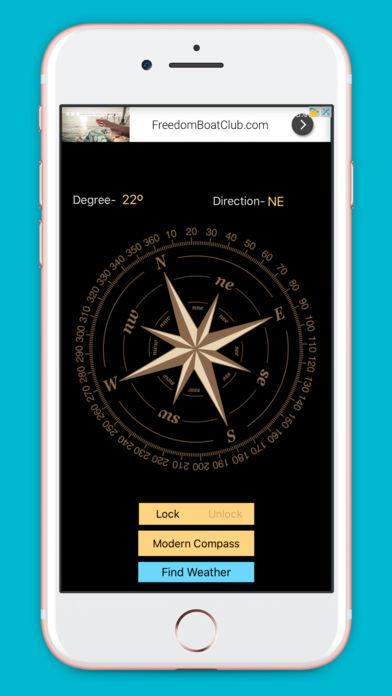天气指南针