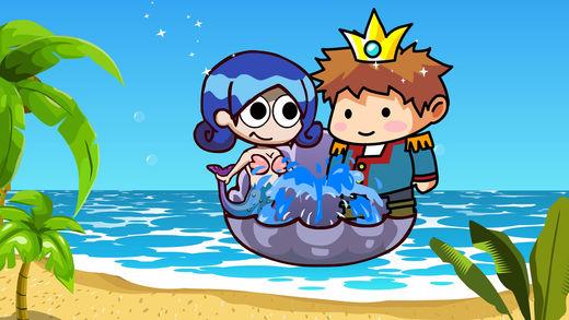 美人鱼公主恋爱日记游戏