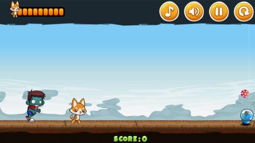 狐狸快跑吧-全民都在玩的动作游戏