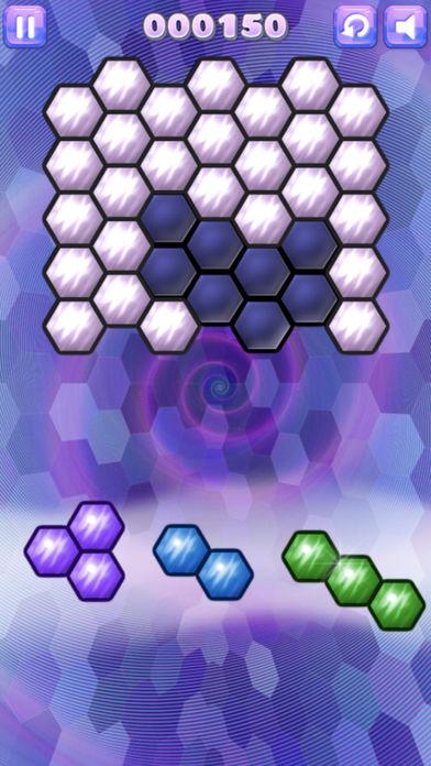 六边形碎片方块消除