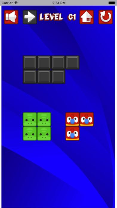 动物拼接-超好玩的益智小游戏