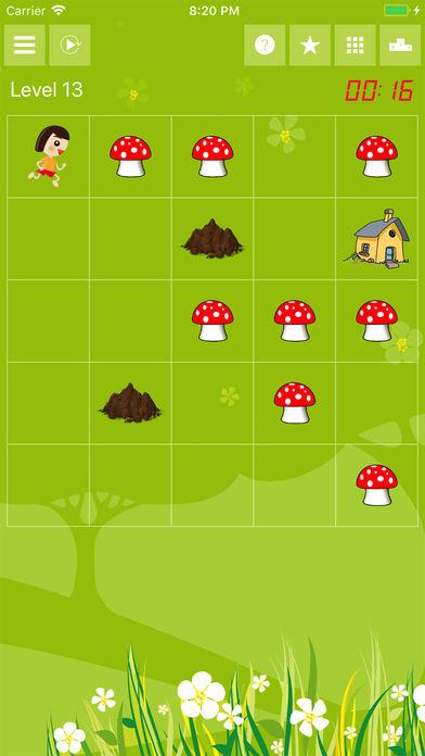 采蘑菇 2017