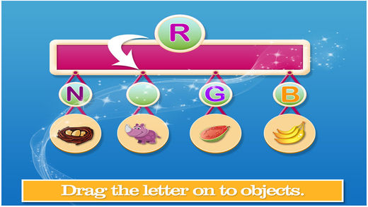 学习字母表活动