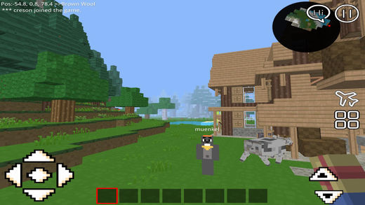 沙盒世界:联机单机中文版盒子游戏