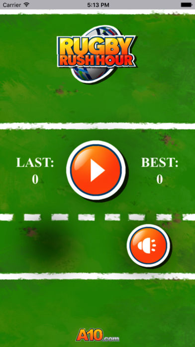 橄榄球尖峰时刻-史上最好玩的体育小游戏
