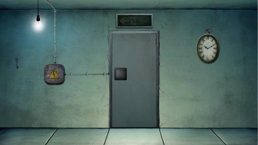 逃出恐怖连环密室房间
