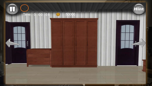 逃出密室隐形门