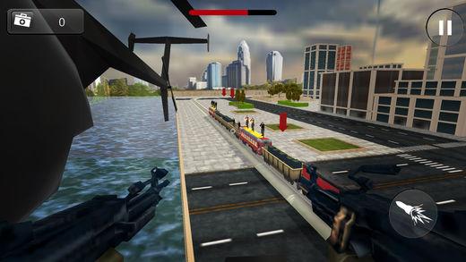 现代直升机武装力量战争