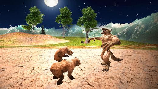 丛林狼生存游戏