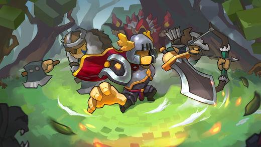 魔塔奇兵:中世纪动作塔防
