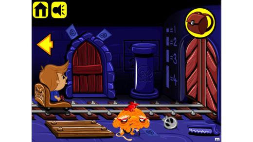 逗小猴开心系列之鬼城冒险