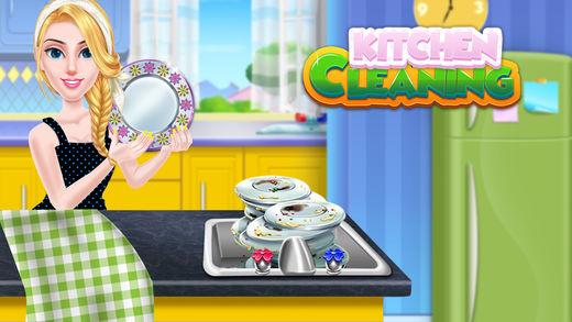 妈咪厨房清洁助手