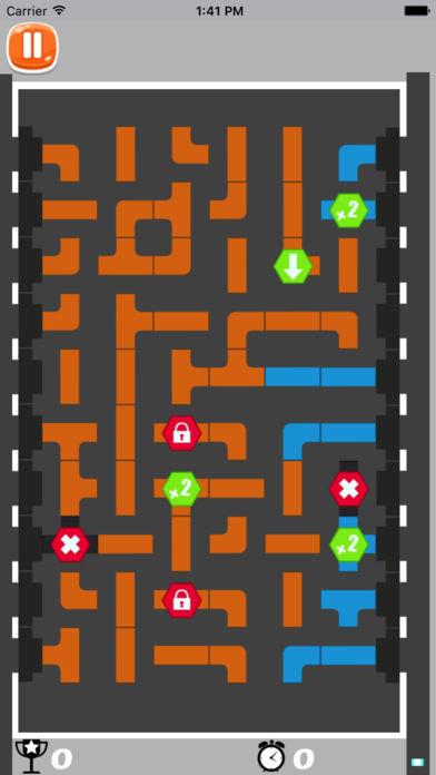 管道大师-超好玩的益智小游戏