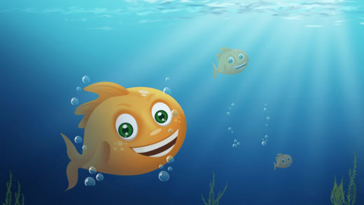 鱼迷宫逃生亲