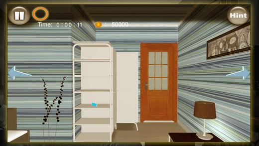 逃出密室隐形门2