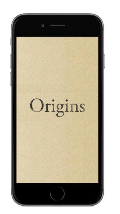Origins hair公式アプリ