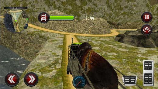 致命的恐龙卡车驾驶