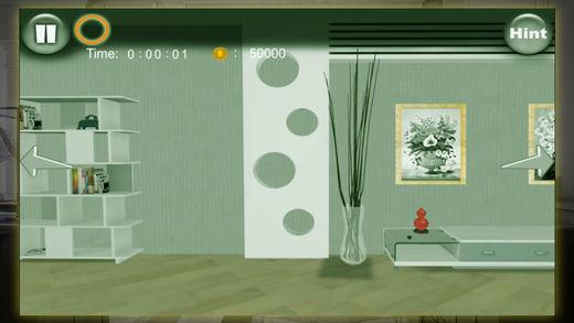 密室游戏逃出房间大门