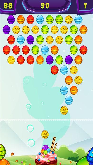 糖果气泡射手2