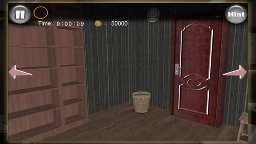 逃脱游戏奇特的房间4