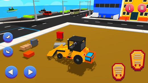 游乐场施工sim 3d