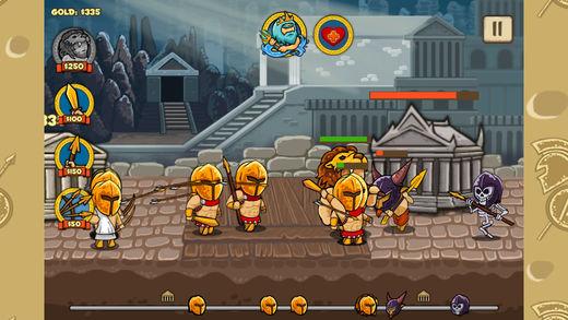 神庙攻防战