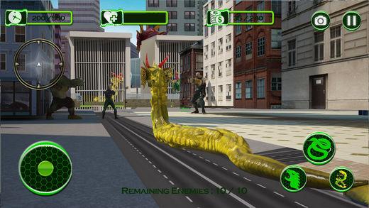 蛇机器人改造专业