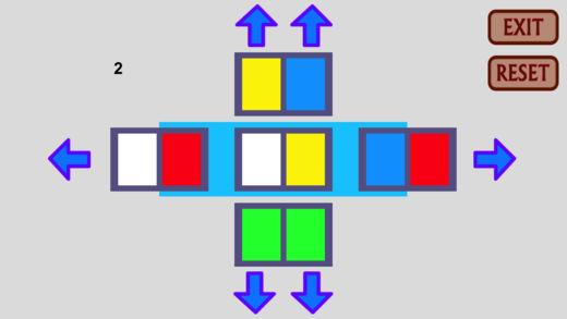 颜色归位谜-开发智力的益智小游戏