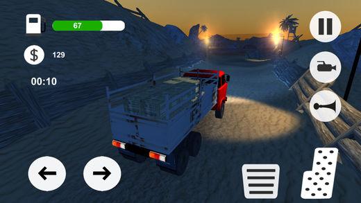 卡车模拟器:3d开车单机游戏