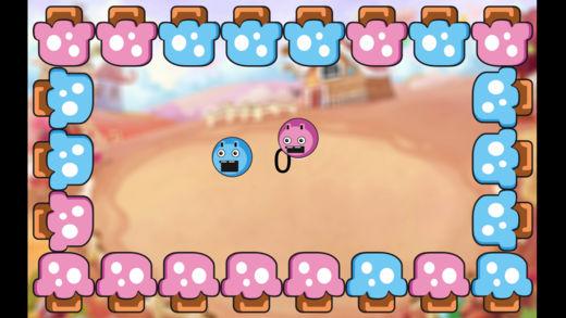 双色小弹球-趣味敏捷小游戏