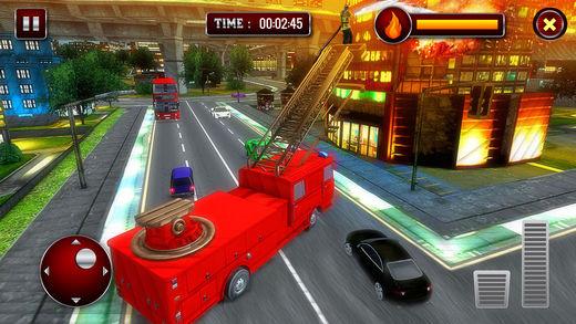 消防战士救援任务18