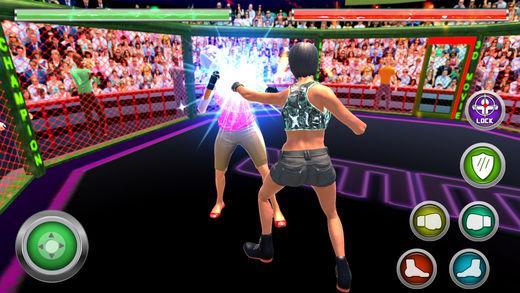 女孩摔跤革命17