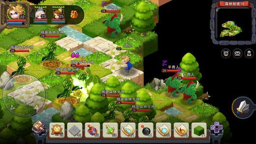 城堡传说2:迪亚佣兵团